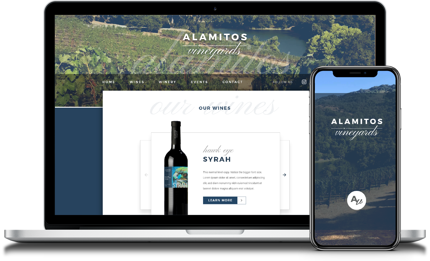 Alamitos Vineyards
